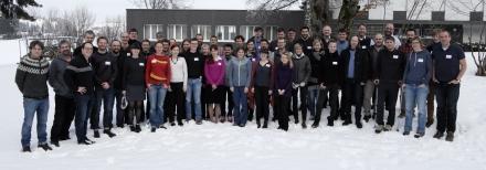 Gruppenfoto AK Permafrost