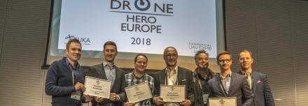 Drone Hero Europe 2018